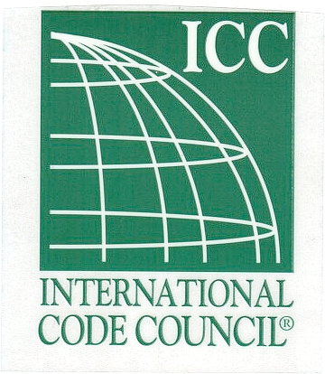 Griffith Home Analysis proudly adheres to the International Code Council Standards